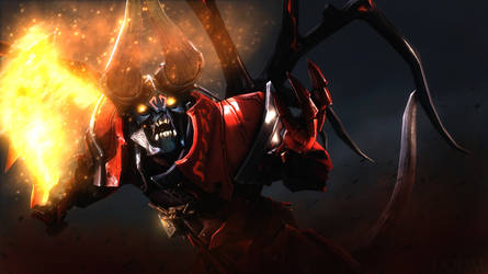 Dota 2 DOOM (Loading Screen) by AngryRabbitGmoD
