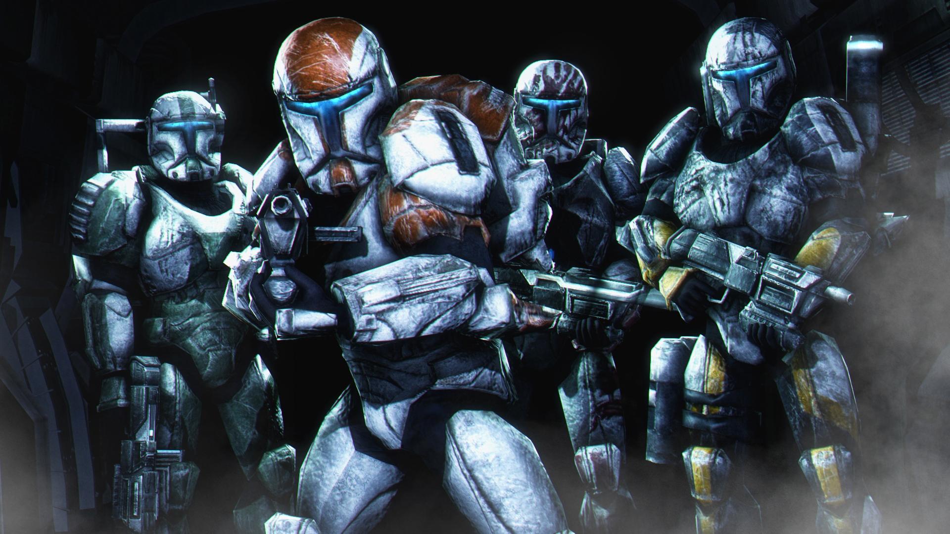 Republic Commando by AngryRabbitGmoD