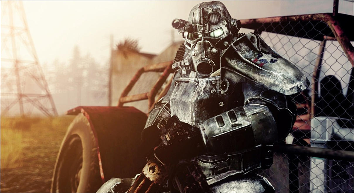 Brotherhood of Steel (old) by AngryRabbitGmoD