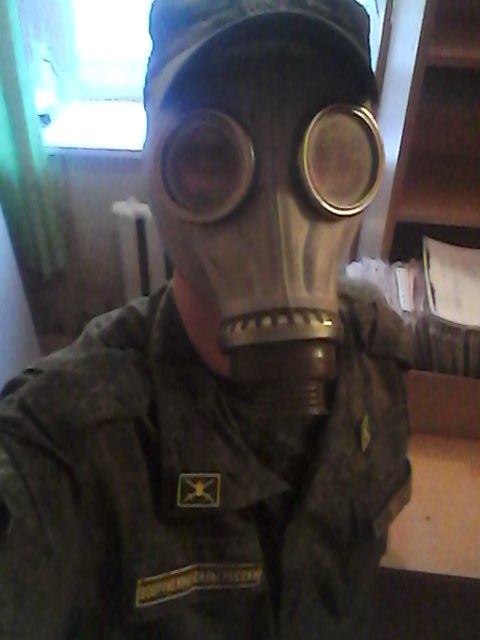 Me :) 355 days in russian army. by AngryRabbitGmoD