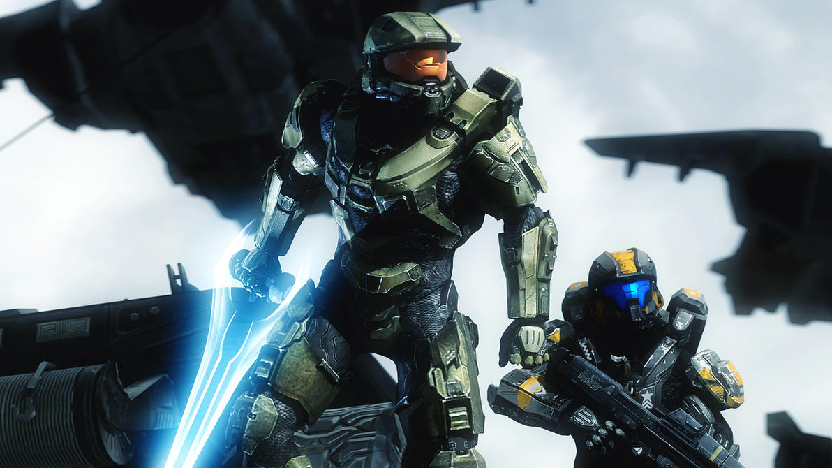Halo - The Legend by AngryRabbitGmoD