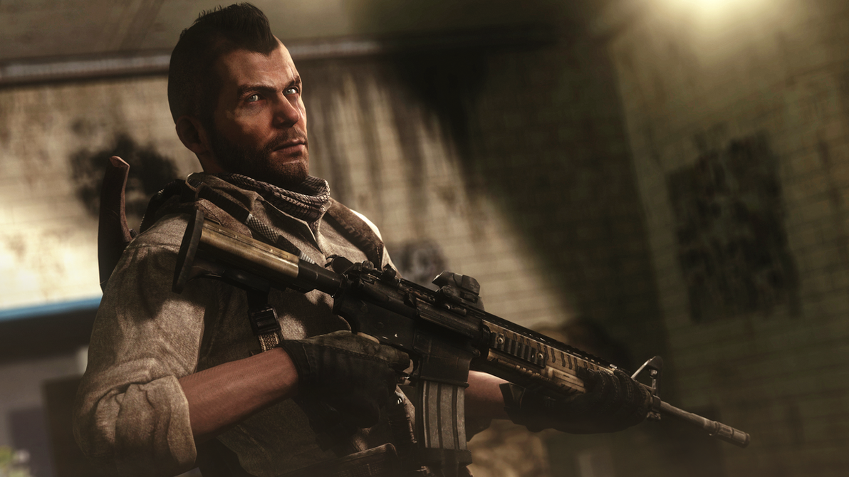Soap (MW3) by AngryRabbitGmoD on DeviantArt