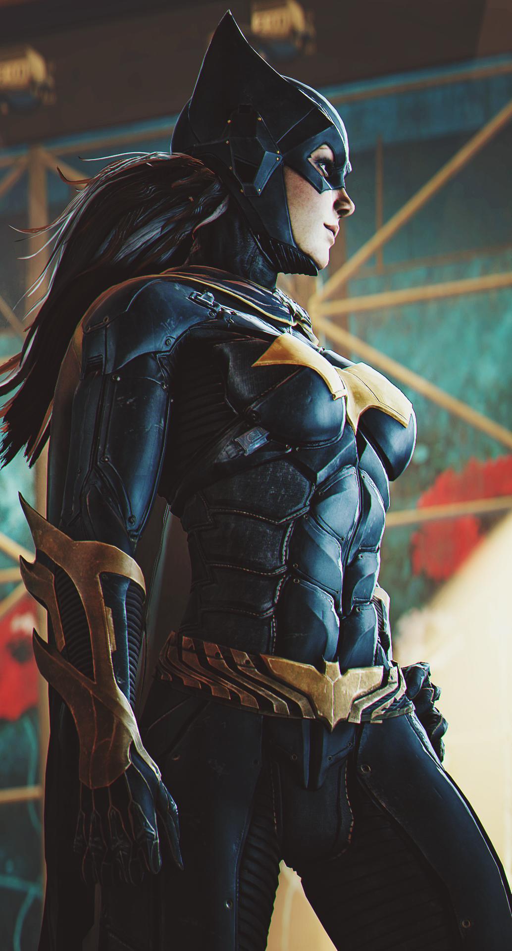 batgirl by angryrabbitgmod on deviantart