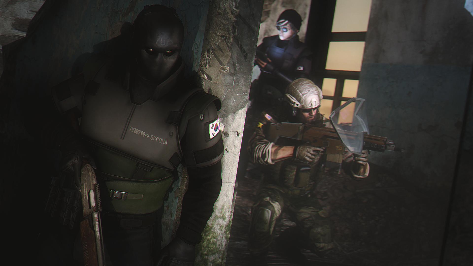 The Shadow Rainbow Six Siege By Angryrabbitgmod On Deviantart