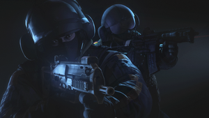 GSG 9 (Rainbow Six:Siege)