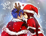 Jerza Christmas doodle