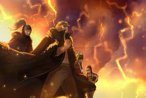 The Thunder Legion
