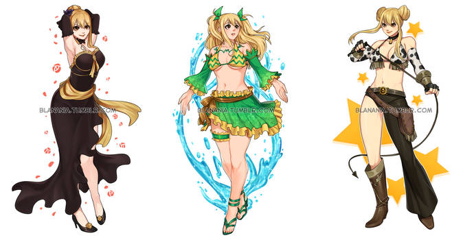 Lucy Star Dresses