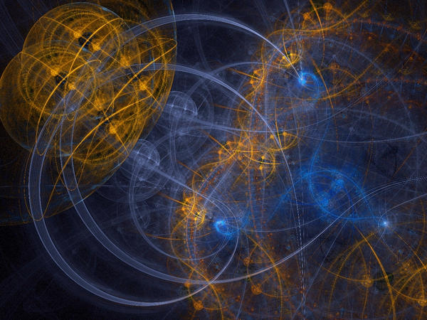 science wallpaper. Science Fractal Wallpaper by