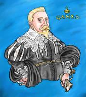 Gustav Adolphus II by Oznerol-1516
