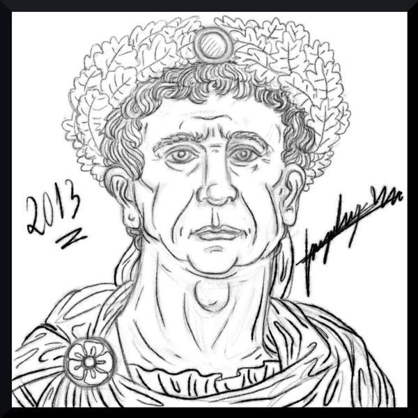 Augustus germanicus the deviant emperor - 5 1