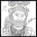 Khosrau II Parvez
