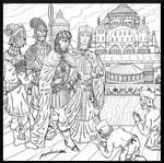 The evil runs deep in Numenor by Oznerol-1516
