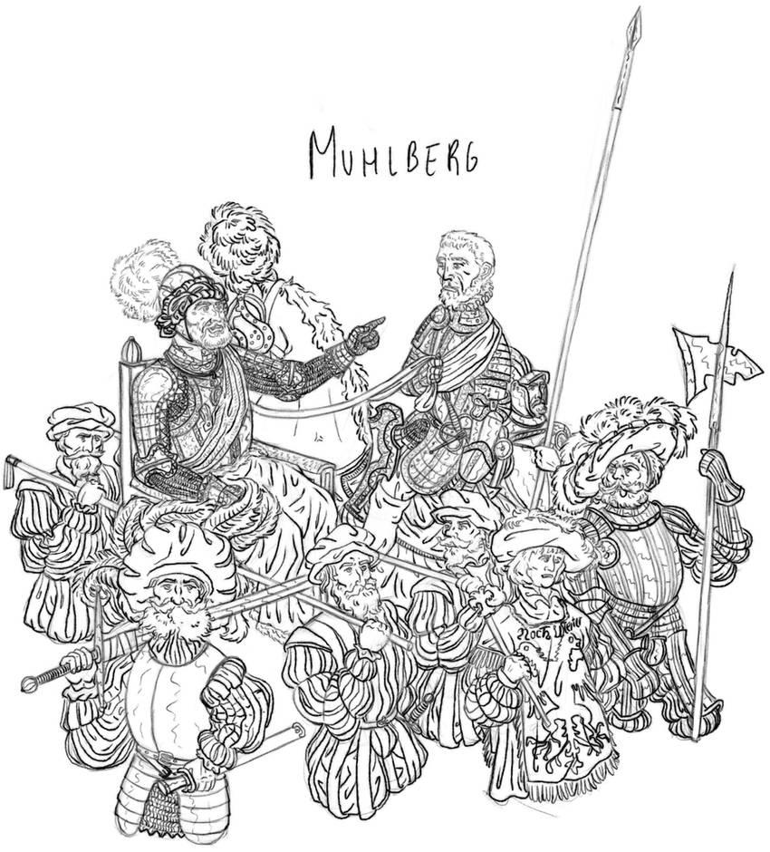 Battle of Muhlberg