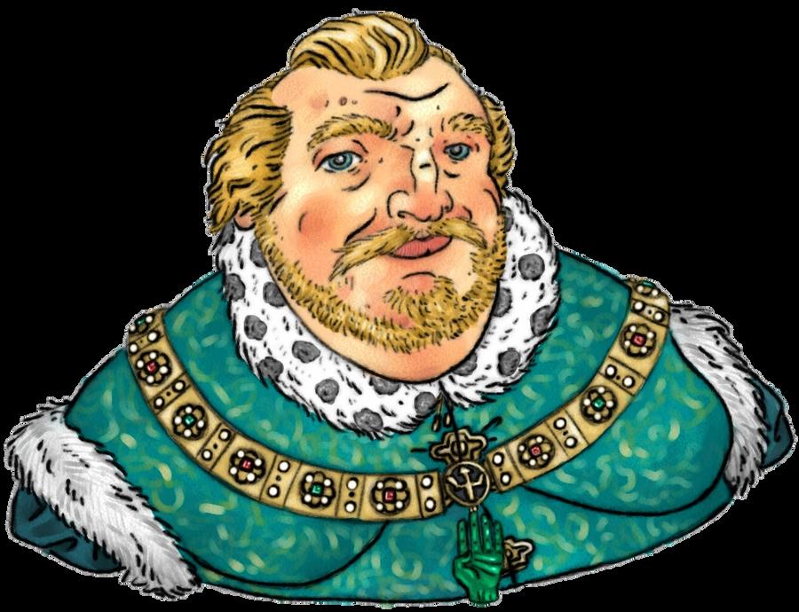 Lord Wyman Manderly by Oznerol-1516