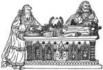 Earnur and Mardil by Oznerol-1516
