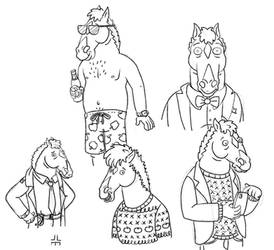 A Study in Horse: Bojack Horseman