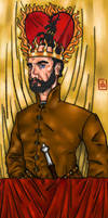 King Stannis Baratheon
