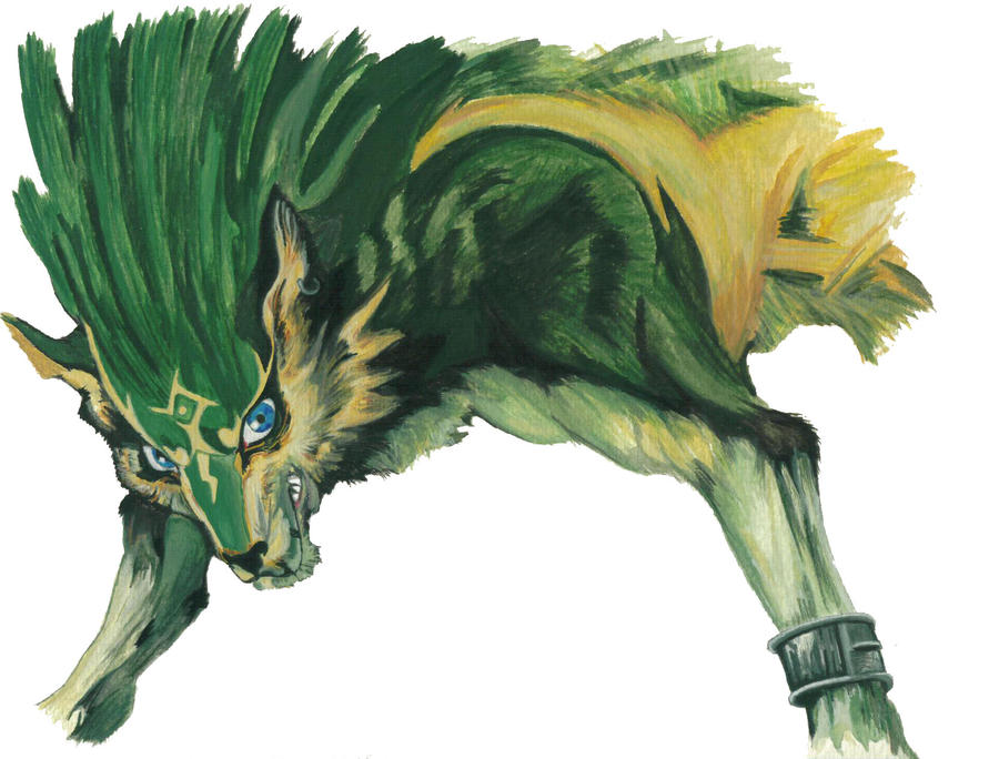 how to get wolf link