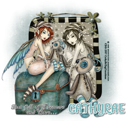 PSP Tag Creations by CathyRae