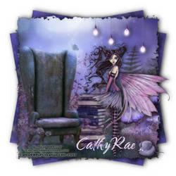 Cathyrae Teaandbook by CathyRae