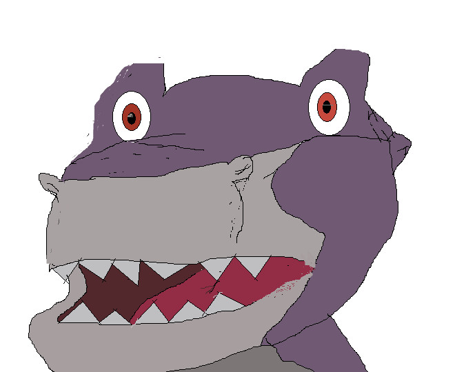 Chomper drawing 6 by MongooseLover2 on DeviantArt