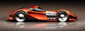 insectcar concept by Rykunov