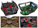 Car interior projects