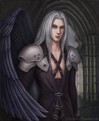 Sephiroth by marurenai