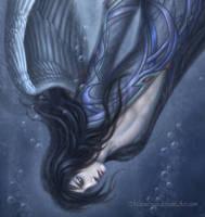 Angel of the Deep_det by marurenai