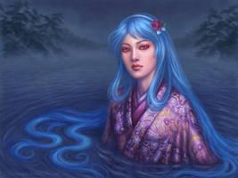 Dragoness Kikuya (kiriban for Miisu)