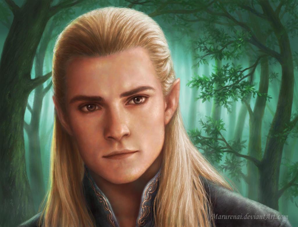 Legolas by marurenai