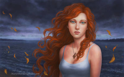 Mermaid (end of summer)