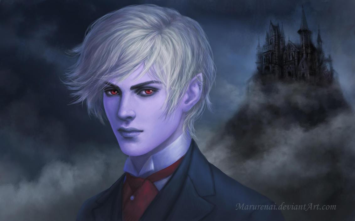 Vampire by marurenai