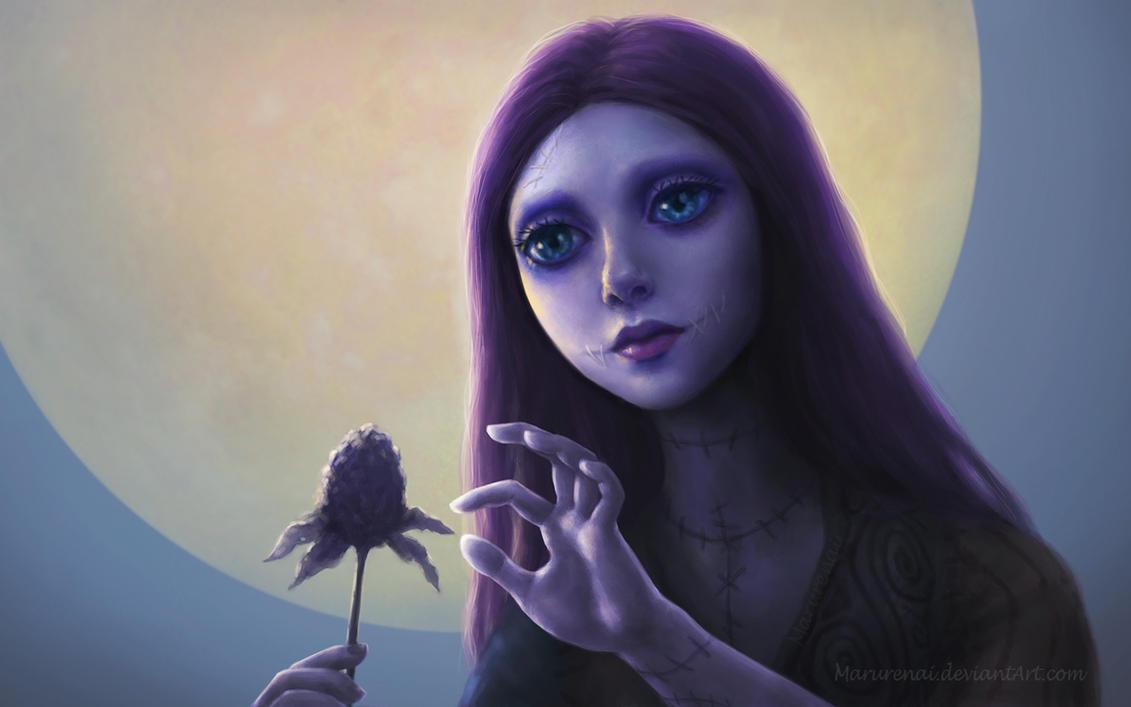 Sally - The Nightmare Before Christmass by marurenai