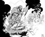 orc hunter of elves