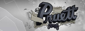 Pruett Facebook Cover Banner