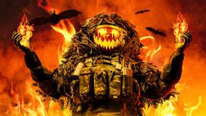 Modern Warfare: Pumpkin King