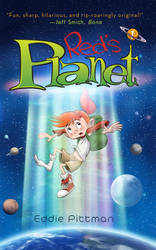 Reds Planet: Book 1 cover by EddiePittman