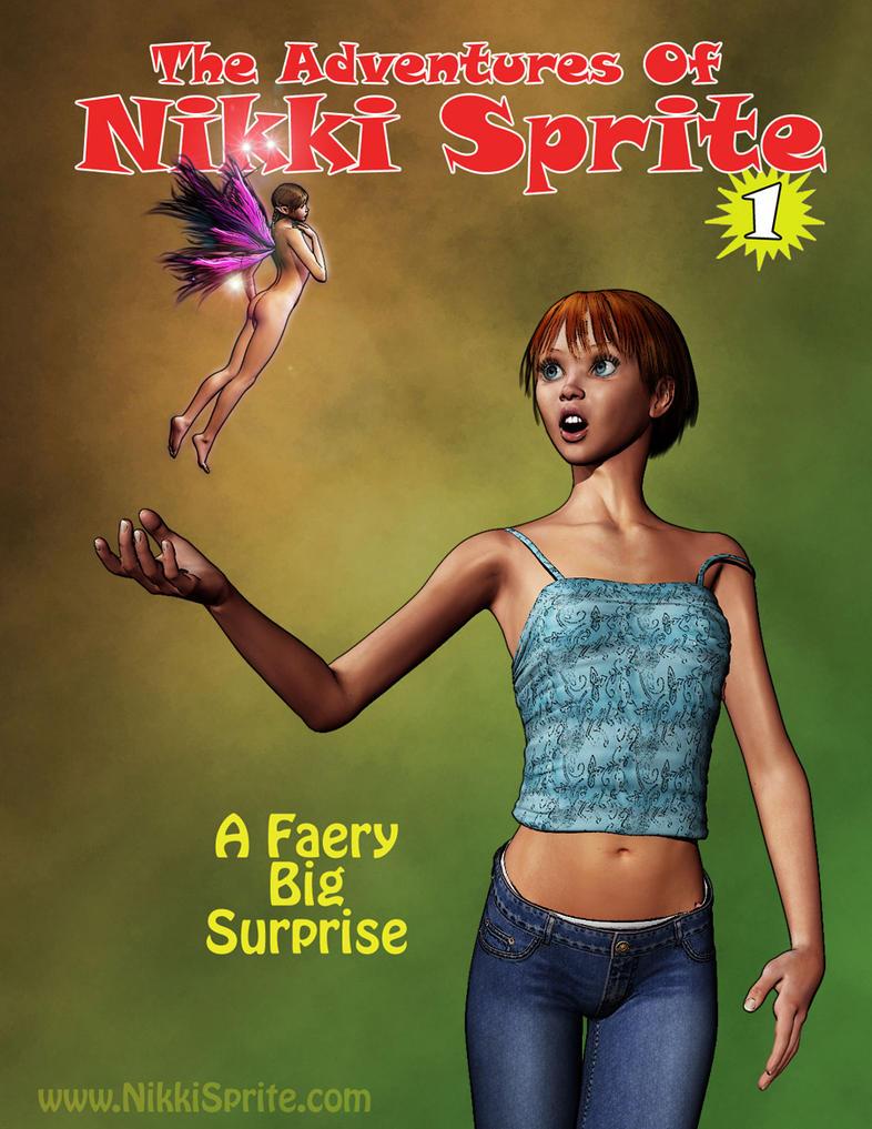 Nikki sprite sex fairy porn movie