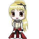 CM - Pixel doll Hema for NovaHeroi by Shin--chan