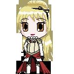 CM - Pixel doll Hema for NovaHeroi by Shin--chan
