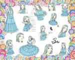 SSC - OC Celestia for Honoka--chan