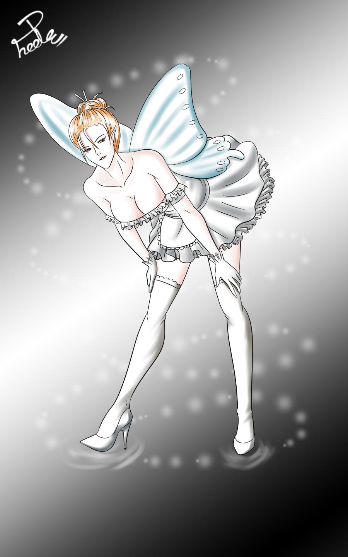 SMC - OC Honeysuckle for JKrolak by Shin--chan