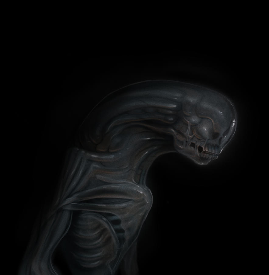 Prometheus mutant by fastleppard