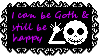 Happy Goth by Midnyte-Wolff