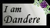 Dandere Stamp by GrimNoxPrincess
