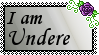 Undere Stamp by GrimNoxPrincess