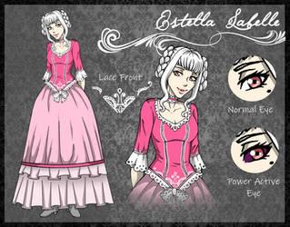 Estella Labelle by TwistedWytch