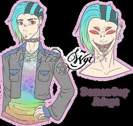 [OPEN]- Demon Boy Adopt - $15